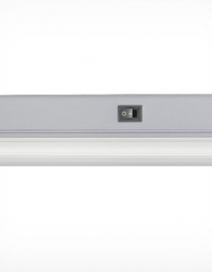 Band light fali lámpa T8 10W ezüst RA 2306