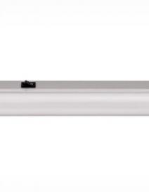 Band light fali lámpa T8 15W ezüst RA 2307