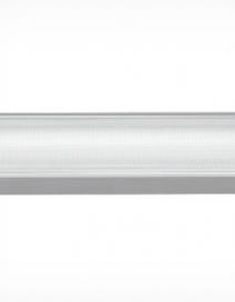 Easy light fénycs. lámpatest T5 8W ezüst RA 2364