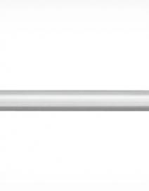 Easy light fénycs lámpatest T5 21W ezüst RA 2366