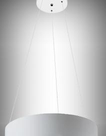 Adeline függeszték LED 26W matt fehér RA 2509