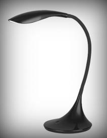 Dominic asztali lámpa LED 4,5W fekete RA 4164