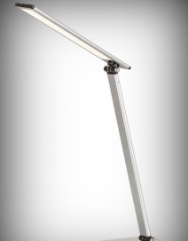 Brooke asztali LED lámpa 7W ezüst RA 4182