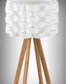 Andy skand.asztali,E14,1x40W,f.,bambusz RA 4345