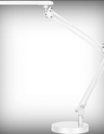 Colin asztali lámpa 5,6W led, fehér RA 4407