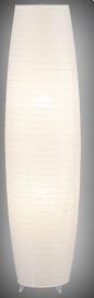 Myra rizs állólámpa E27 2x40W fehér RA 4724