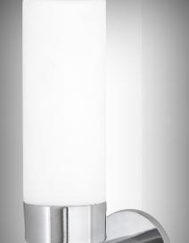 Betty fürdő falikar beép.LED4W,króm,IP44 RA 5713