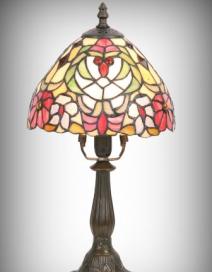Mirella asztali lámpa E14 40W tiffany RA 8089