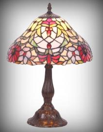 Mirella asztali lámpa E27 60W tiffany RA 8090