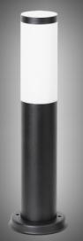 Black torch kült H45cm E27 25W m.fktIP44 RA 8147