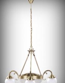 Annabella 3 ágú csillár E14 3x40W bronz RA 8633