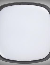 Austin kült beépLED 20W sötétszürke IP65 RA 8797