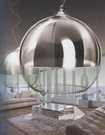 AZ LP5034-M Silver ball 25